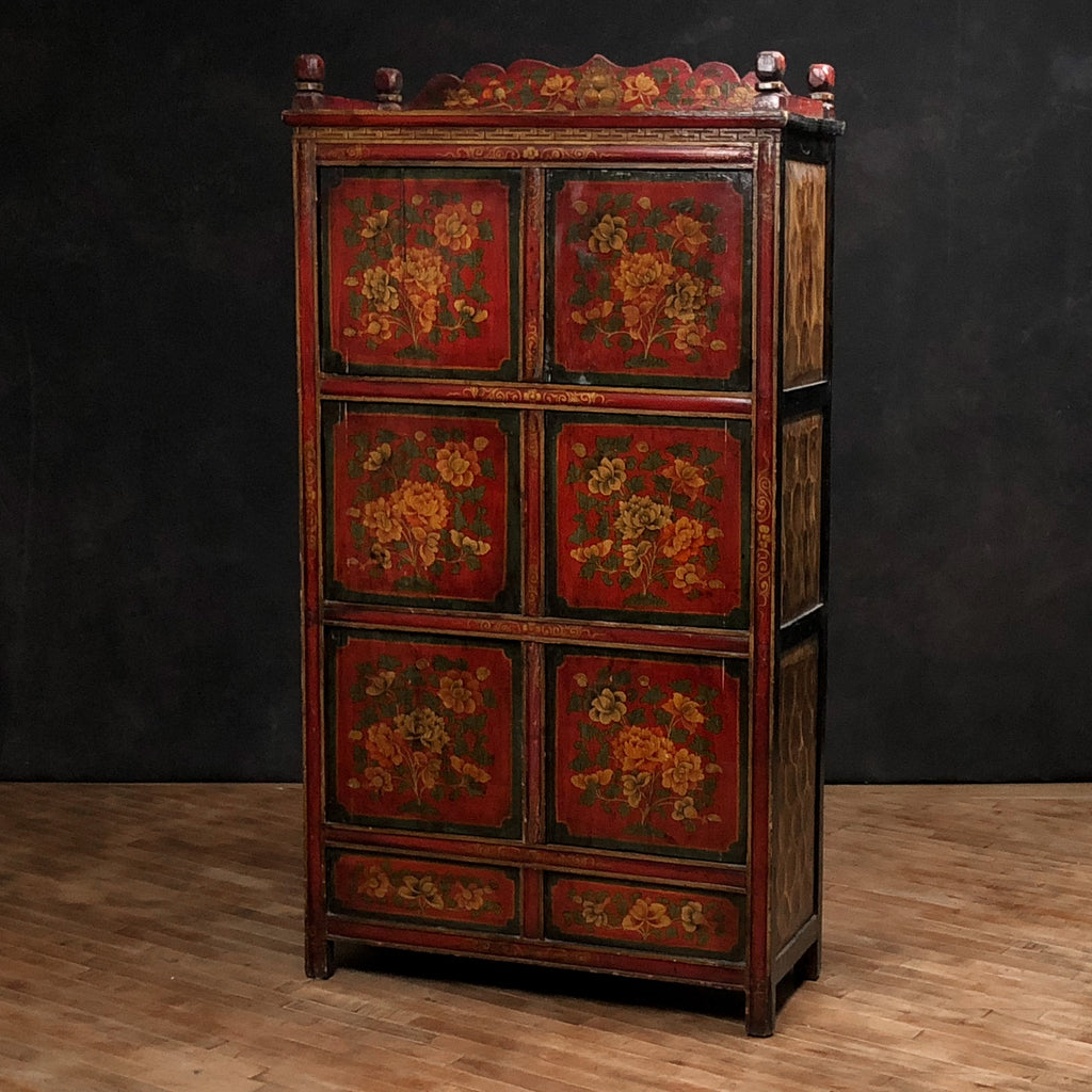 Tibetan Armoire Reproduction