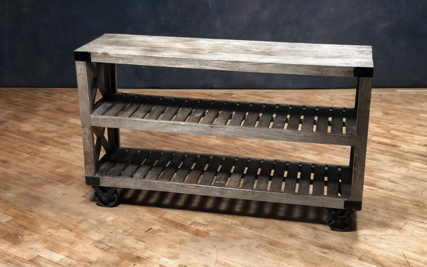 Simple Wooden Trolley - Royal Circus