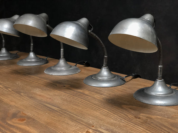 Iron Table Lamp #3