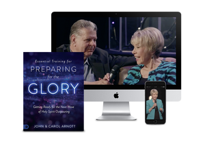 Preparing for the Glory 8-Lesson eCourse