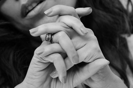 Timeless rings for the modern woman - Eclat by Oui Blog
