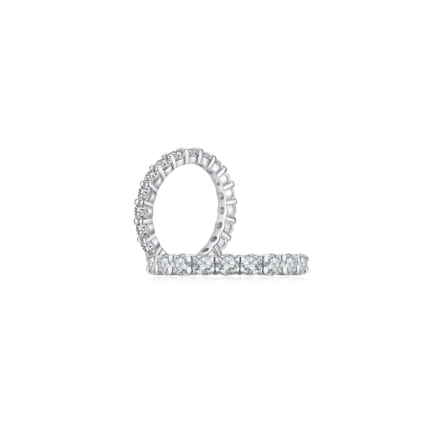 Charlotte Ring both - Eclat by Oui