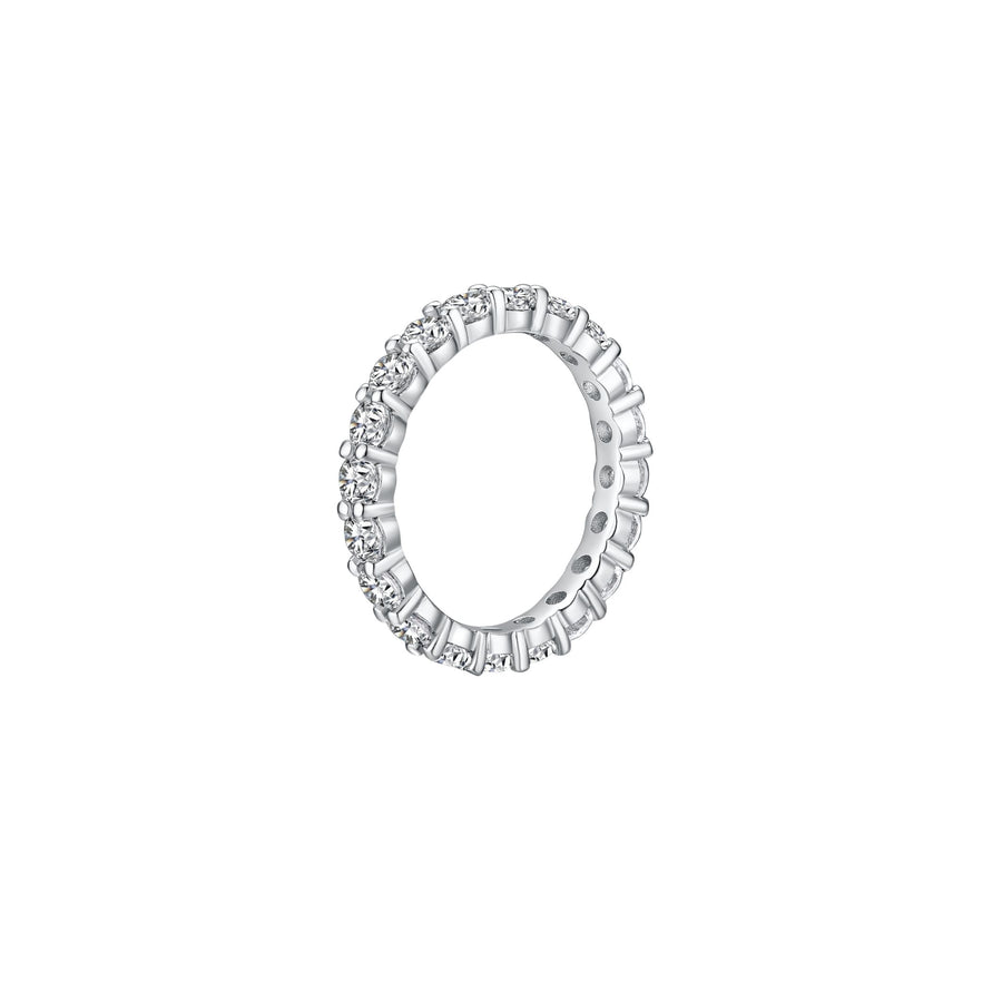 Charlotte Ring side - Eclat by Oui