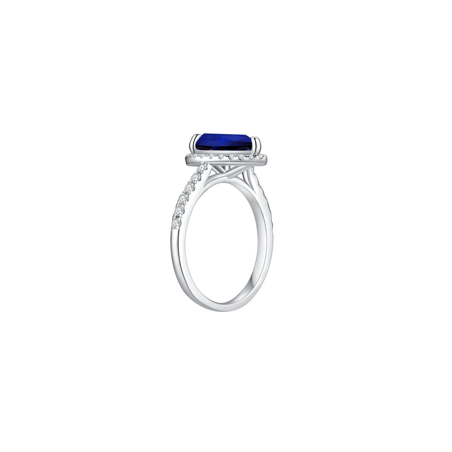 Desiree in Blue Ring side - Eclat by Oui