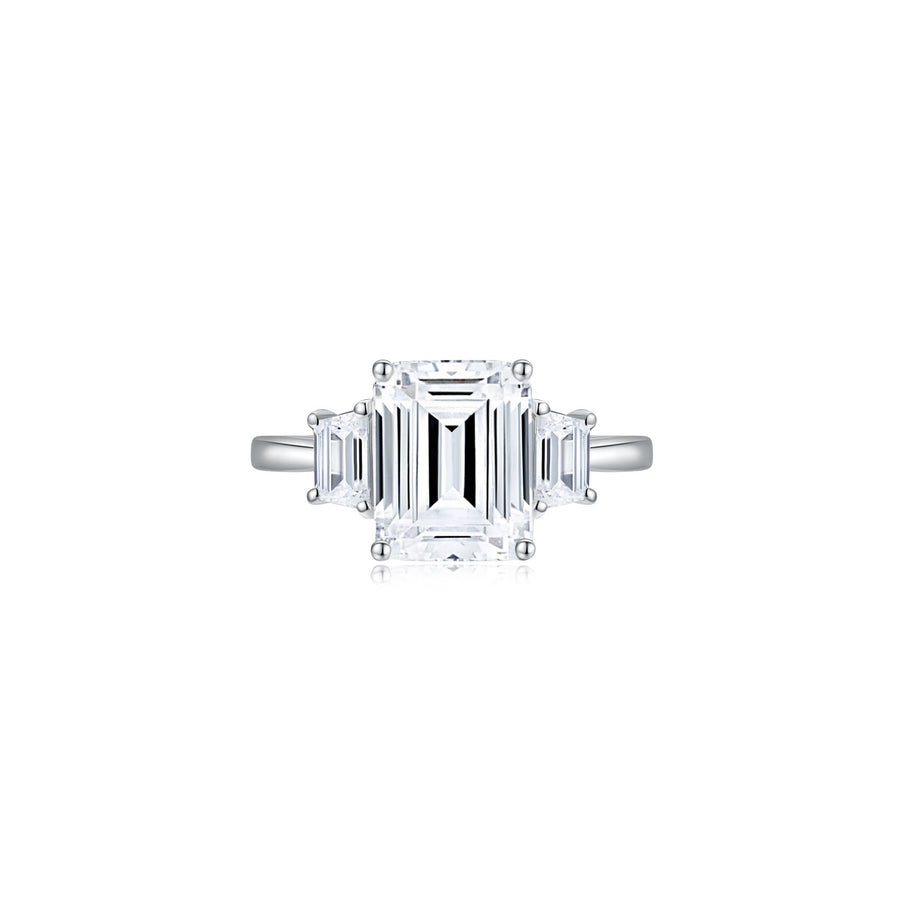 Cassandra Ring (Front) - Eclat by Oui
