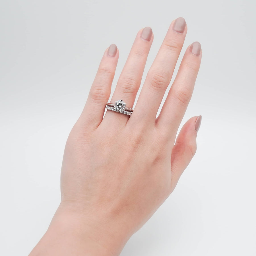 Giselle Half Eternity Band