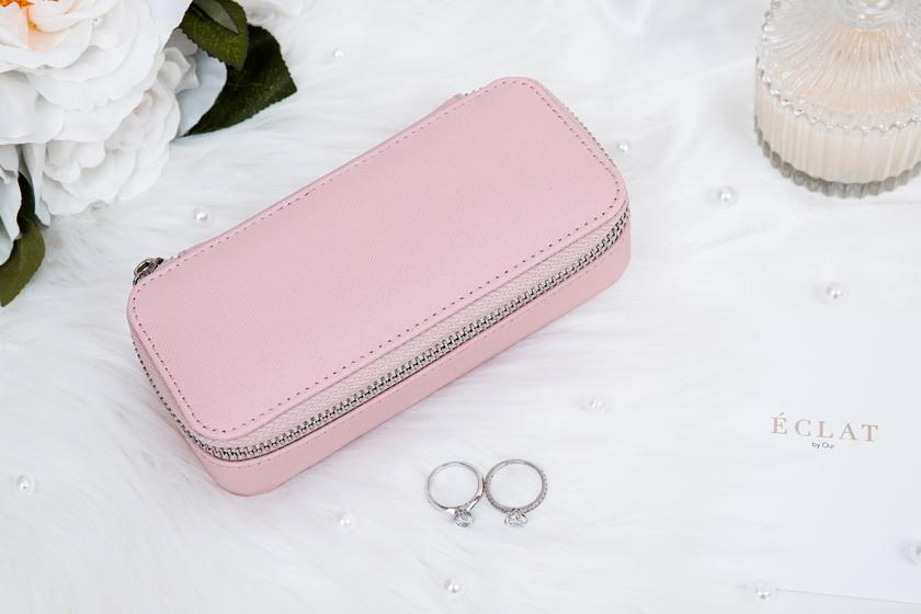 Jewellery Travel Case - Pink