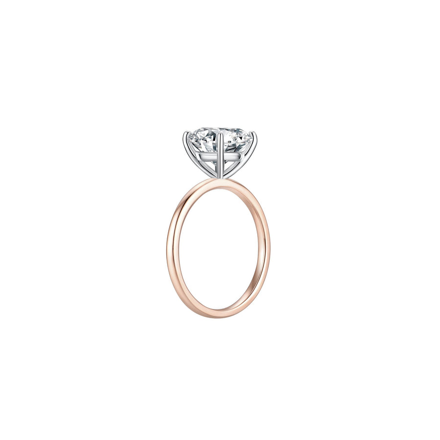 Super Skinny Band Round Stone (Side) - Eclat by Oui