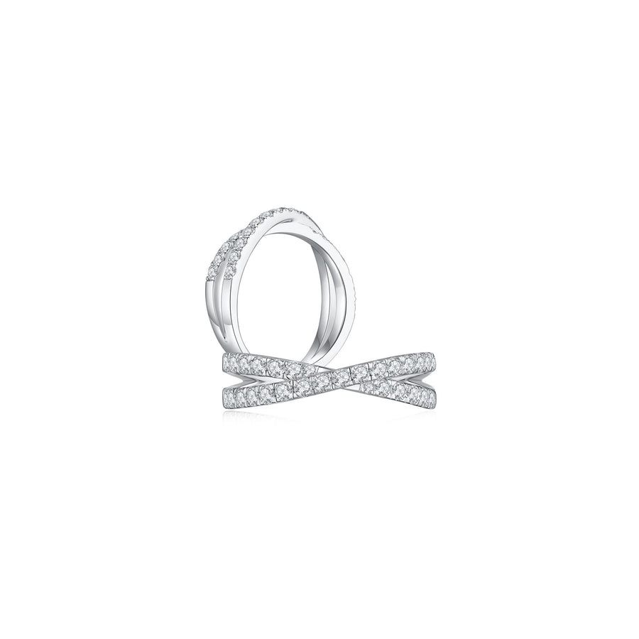 Veronica Ring both - Eclat by Oui
