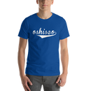 Oshisco Unisex T-Shirt - Royal Blue