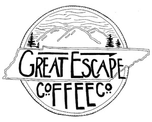 Great Escape Coffee &3 Blend