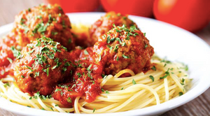 Sketti and Meatballs