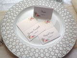 Watercolor Place Cards | Wedding Escort Cards-Logie Paperie Shop