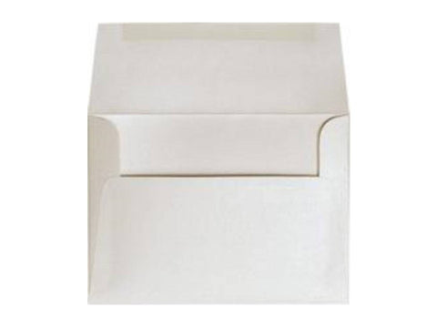 Champagne Ivory Pearlescent Invitation Envelope-Logie Paperie Shop
