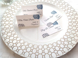 Vintage Wedding Place Cards