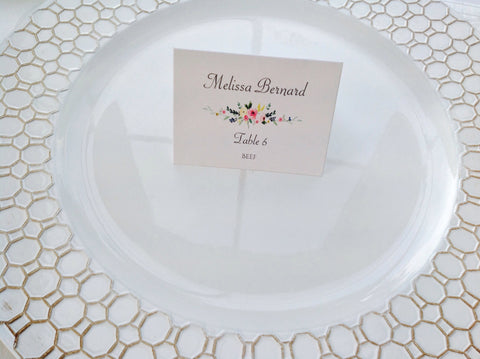 Wedding Escort Cards or Place Cards-Logie Paperie Shop