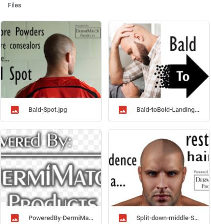 Scalp Micropigmentation Marketing