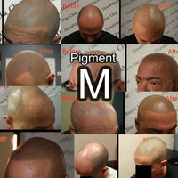 scalp micropigmentation pigments