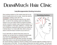 Scalp Numb by DermiMatch