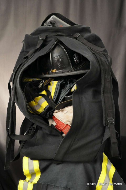 Firefighter Gear Bag Backpack (FIRE, POLICE, MILITARY, EMS)