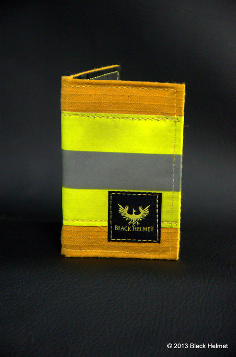 Bunker Gear Front Pocket Wallet (Yellow)
