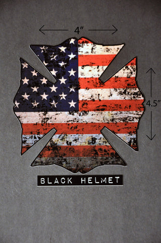 The Jack Helmet Decal