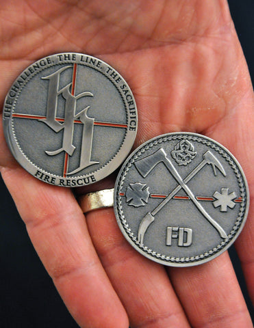 These Principles Challenge Coin