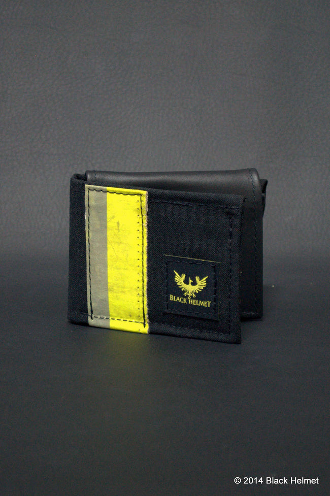 Bunker Gear Flip ID Wallet (Black)