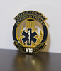 Limited Edition 20th Anniversary  Never Forget Twin Towers EMS Pin