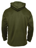 Black Helmet Concealed Carry Military Green Be Prepared Skull Logo Moisture Wicking Hoodie