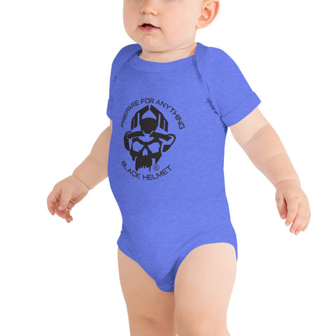 Prepared For Anything Bella Canvas Baby Short Sleeve One Piece