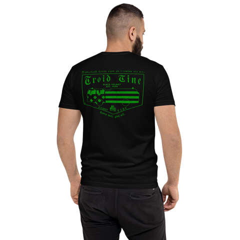 """Troid Tine"" Some Will Give All Tee - St. Patrick's Day Special (Front/Back Print)"