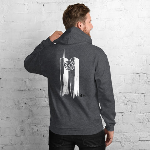 9/11 343 Forever Twin Towers Hoodie