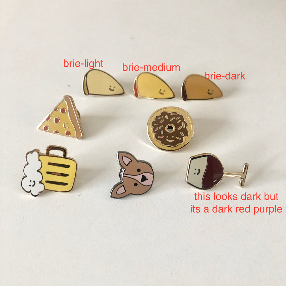 Pin (miscolored): Seconds Sale
