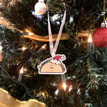 Taco Holiday Ornament