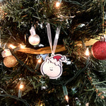 Bao Dumpling Holiday Ornament