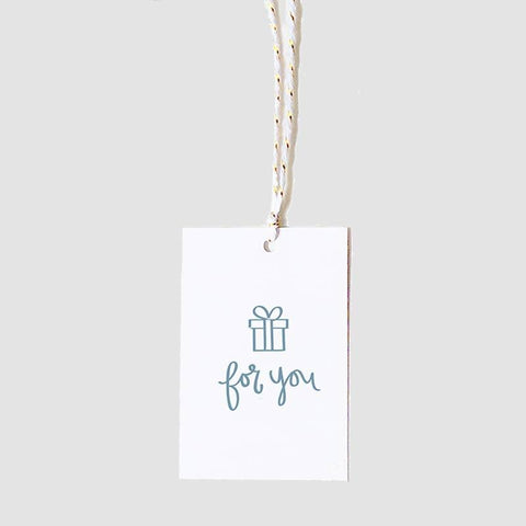 For You Gift Tags