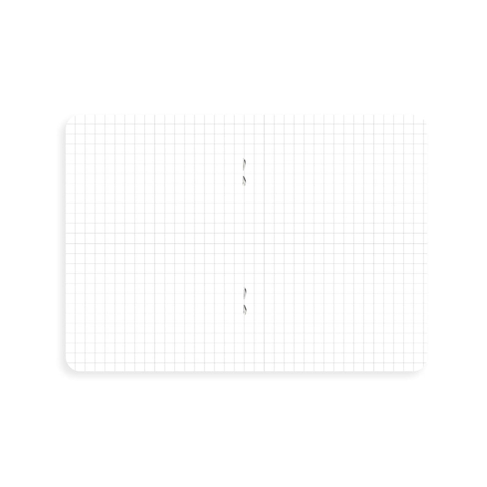 Breakfast Pocket Notebook Set of 2