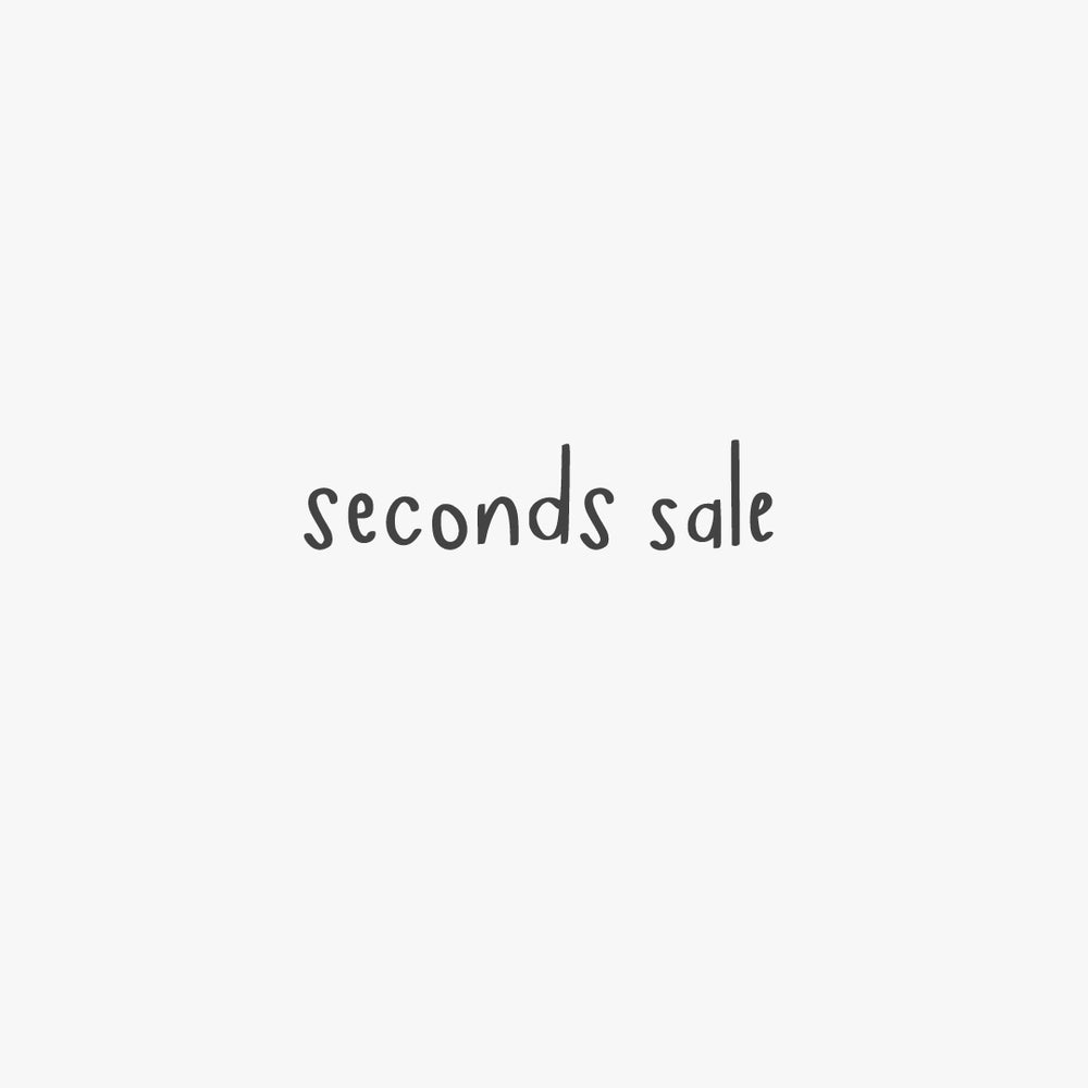 Stickers: Seconds Sale