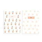 Boba Bao Pocket Notebook Set of 2