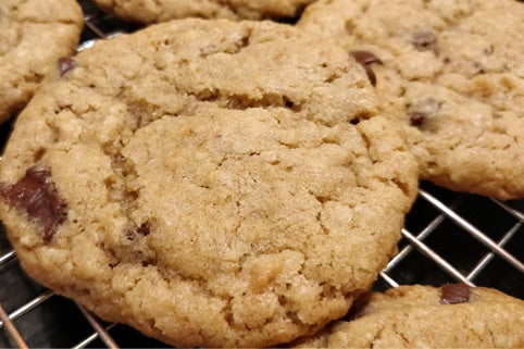 Arthur's Fair Trade Salted-Butter Oatmeal Chocolate Chip Cookies