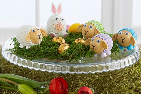 Easter Decor to lift your spirits