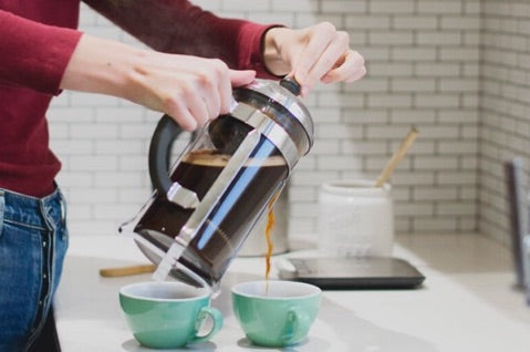 How To Brew Your Coffee: French Press
