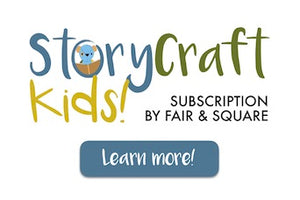 """Storycraft Kids!"" Story & Craft Virtual Content"