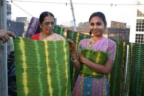 Fair and Square fair trade artisan partner Ankur Kala - India