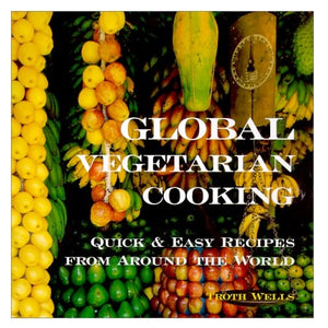 Global Vegetarian Cooking Book