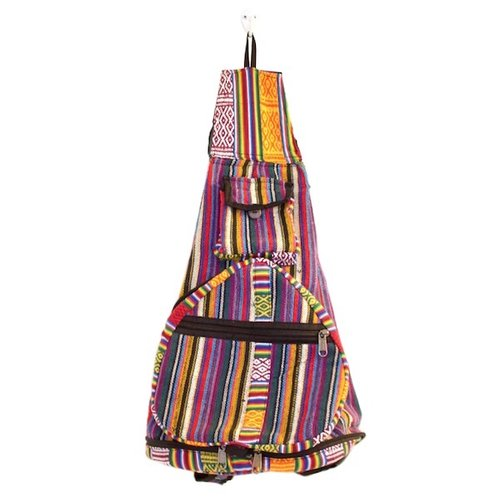 Fabric Pop-up Backpack - Nepal