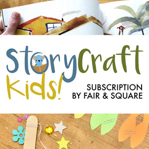 """Storycraft Kids!"" Subscription"