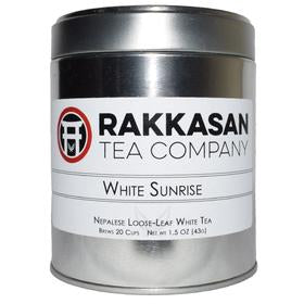White Sunrise Looseleaf Tea - Nepal