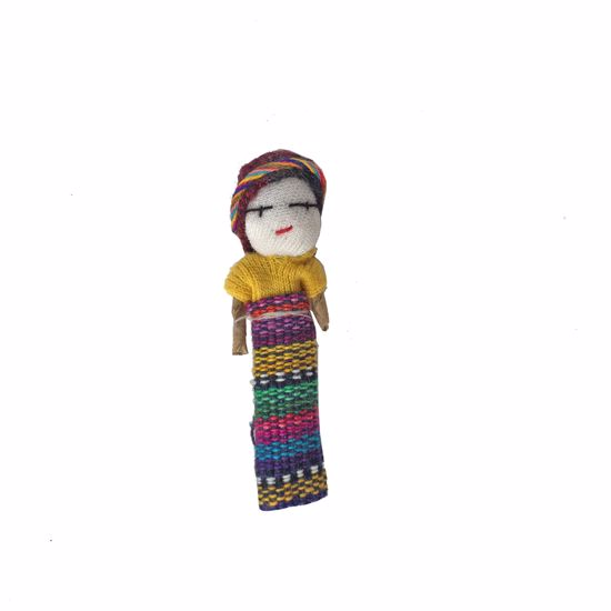 Worry Doll - Guatemala